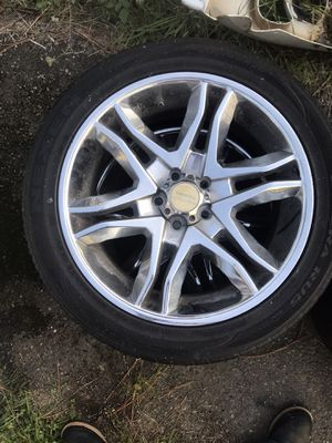 "20"" rims 5x114 for Sale in Bremerton, WA"