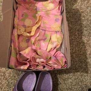American Girl Flower Garden Dress for Sale in Snohomish, WA