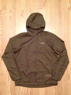 Patagonia Houdini Jacket / UL Shell - Coyote - Men's Large for Sale in Evergreen, CO