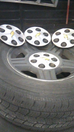 Chevy rims 6 lug for Sale in Tacoma, WA