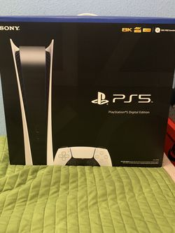 PS5 Playstation 5 Digital Edition for Sale in Clovis,  CA