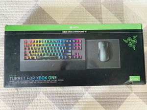 Razer Turret mechanical keyboard for Sale in San Diego, CA