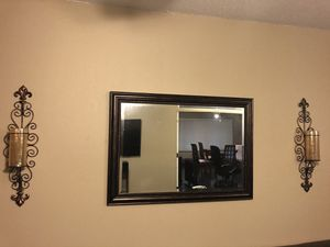 Mirror with light stances for Sale in Orlando, FL