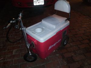 Snap-on cruzin cooler. READ UPDATED DESCRIPTION for Sale in St. Louis, MO