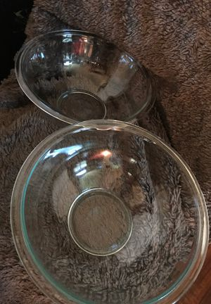 Pyrex glass bowls for Sale in Baldwin Park, CA