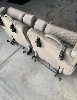 Third Row Seats - 2001 Chevy Tahoe for Sale in Bakersfield, CA