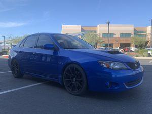 2008 SUBARU IMPREZA WRX ONLY 89,400 miles original. 1 owner. Clean title clean car fax for Sale in Scottsdale, AZ