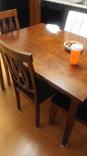 Wooden kitchen table for Sale in Lincoln Acres, CA