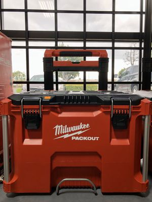 Milwaukee Packout Rolling Tool Box for Sale in Garden Grove, CA