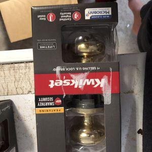 Box of kwickset door locks for Sale in Irmo, SC