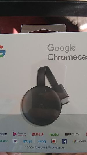 Brand new Google Chromecast for Sale in North Bay Village, FL