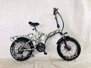 New in box folding full suspension electric bike for Sale in Los Gatos, CA