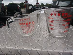 Pyrex measuring cups for Sale in Immokalee, FL