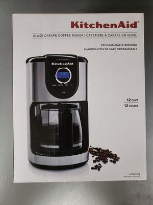 KitchenAid coffee maker for Sale in Virginia Beach, VA