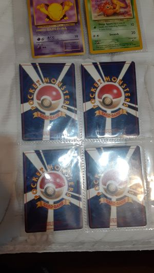 Pocket Monsters Japanese Version of Pokemon Cards for Sale in Colorado Springs, CO