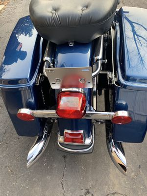 Harley Davidson saddled bags and rear/front fender for Sale in MAYFIELD VILLAGE, OH