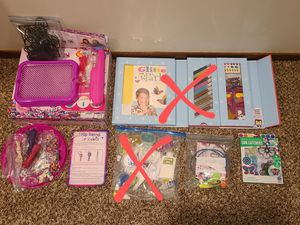 Girls Art & Craft Sets/Items for Sale in Lincoln, NE