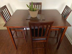 counter height dining table for Sale in Allentown, PA