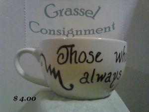 Coffee mug hand painted for Sale in Lakeland, FL
