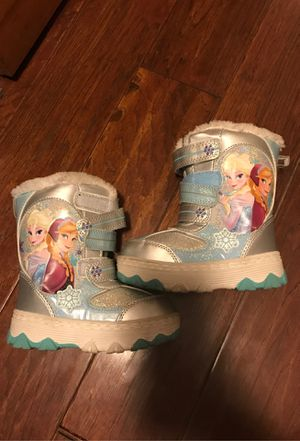 Snow boots Size9 kids for Sale in Oakland, CA