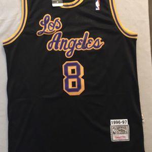 96-97 Kobe Bryant Los Angeles Lakers Jerseys (XXL) for Sale in Santa Maria, CA
