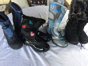 Snow/Rain Boots for Sale in Kent, WA