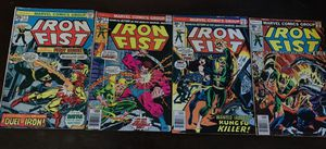 Iron Fist readers copies bundle for Sale in Dallas, TX