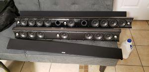Polk audio sound bar's for Sale in Chicago, IL