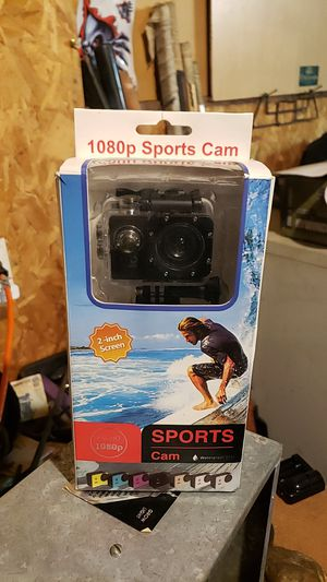 1080p sports cam for Sale in Shakopee, MN
