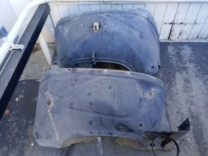 Chevy truck parts inner Fender Wells perfect condition out of 1997 c71 1500 4 by 4 truck for Sale in Covina, CA