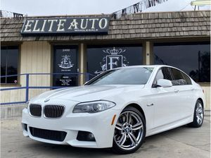 2013 BMW 5 Series for Sale in Visalia, CA