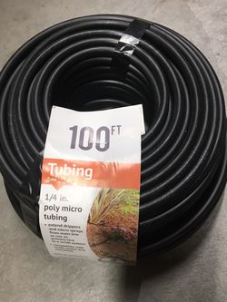 Drip System Tubing for Sale in Fontana,  CA