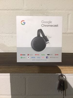 Google Chromecast for Sale in Signal Hill, CA