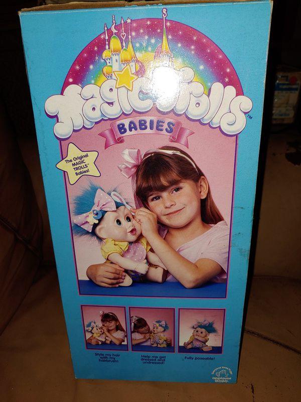 Magic Trolls Babies
