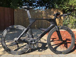 BMC TM01 Di2 Ultegra, tri bike, tt bike, aero bike for Sale in Walnut Creek, CA