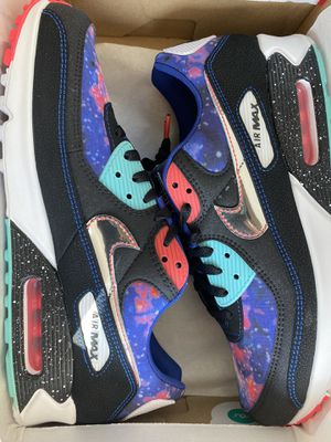 Nike Air Max 90 Galaxy Supernova Size 9.5,11.5,13 for Sale in Los Angeles, CA