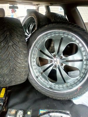 22 inch rims for Sale in Conway, SC