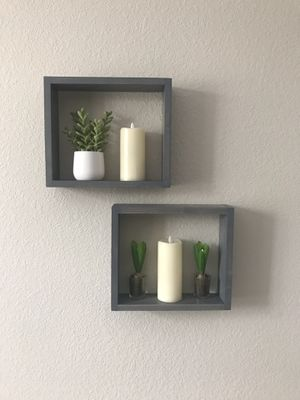 Wooden wall shelves for Sale in Fort Worth, TX