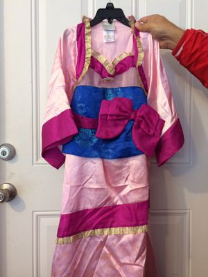 Disney Dress-Mulan-Oriental style for Sale in Columbus, OH