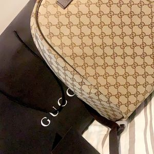 Authentic New Gucci Backpack for Sale in Dyer, IN
