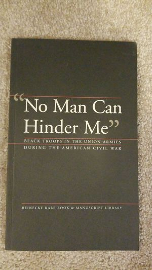 No Man Can Hinder Me Book NEW for Sale in Portland, OR