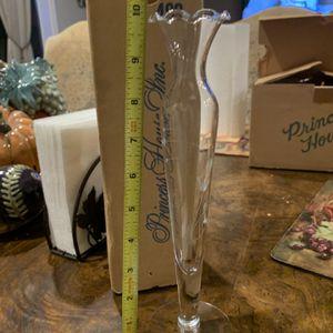 Princess House Flower Vase New In Box for Sale in Henderson, NV