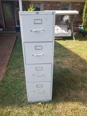 Office depot 3 drawer filing cabinet for Sale in Fairfax Station, VA