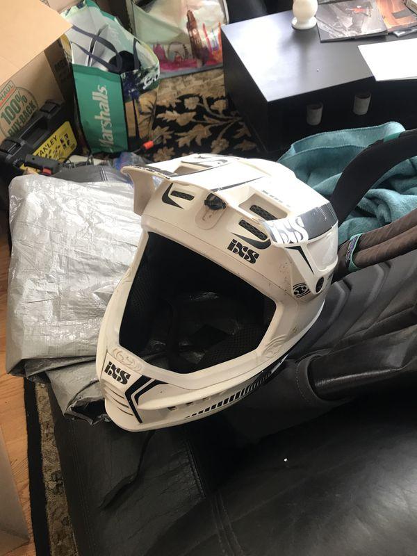 IXS Downhill Mountain Bike Helmet - M/L