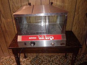 Star hot dog cooker and bun warmer for Sale in Vinton, VA