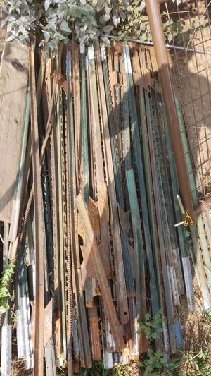 6ft t posts, t-post , tposts, fence posts for Sale in Littleton, CO