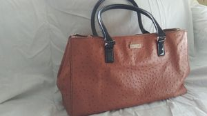 Brown kate spade handbag for Sale in Rockville, MD