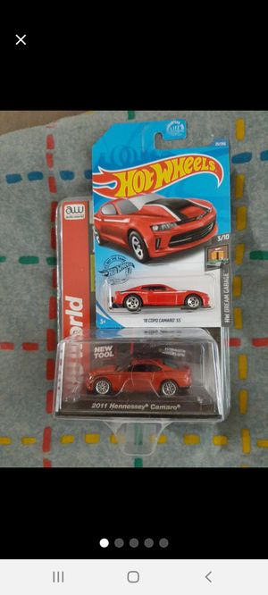 AW / Hot Wheels NEW Red Chevy Camaro ●□● for Sale in Williamsport, PA