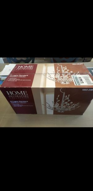 Pendant Chandelier NEW in box for Sale in Lake Worth, FL