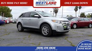 2012 Ford Edge for Sale in Fresno, CA